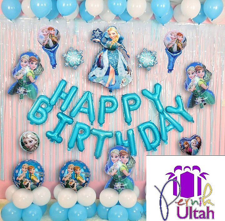 Set Balon Frozen