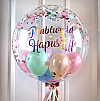 Ide Balon PVC insert mini balon (foto: pinterest)
